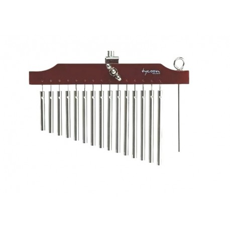 BAR CHIMES DE 15 BARRAS TYCOON PERCUSSION