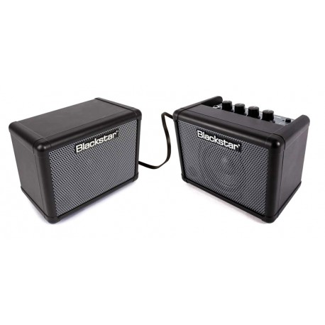 PACK MINI AMPLIFICADOR DE BAJO BLACSTAR FLY 3