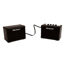 PACK MINI AMPLIFICADOR DE GUITARRA ELÉCTRICA BLACSTAR FLY 3