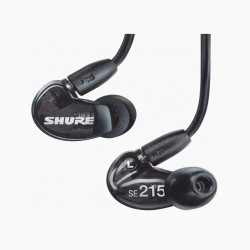 AUDÍFONO IN EAR SHURE SE215K DE MONITOREO