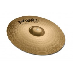 PAISTE 201 BRONZE CRASH RIDE 18""