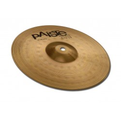 "SPLASH 10"" PAISTE 201 BRONZE"